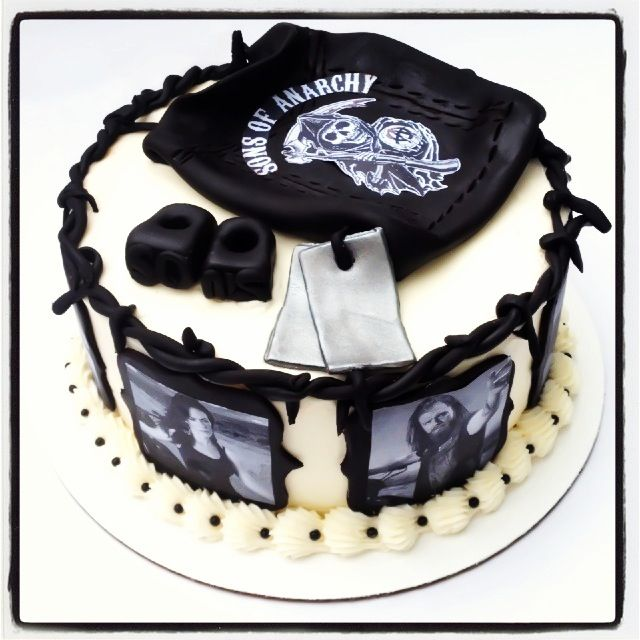 Sons Of Anarchy Cake Ideas And Designs Page 2