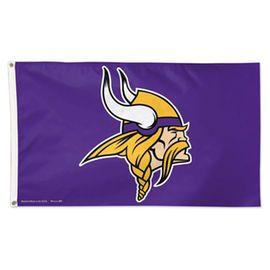 Minnesota Vikings WinCraft Deluxe 3' x 5' Flag