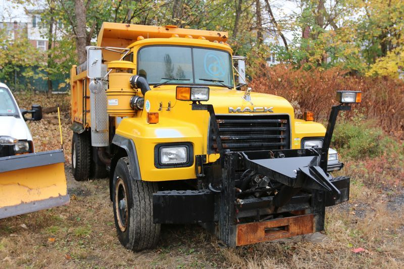 1997 Mack Dump RD688D/ Air Flo Spreader Vehicles Pinterest Vehicle - Equipment Bill Of Sale