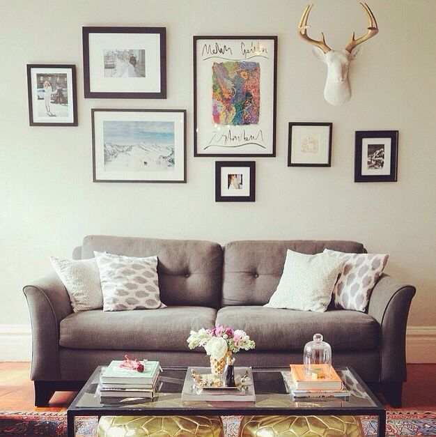 Gallery Apartment Interior Design: Small Apartment Living, Room Decor
