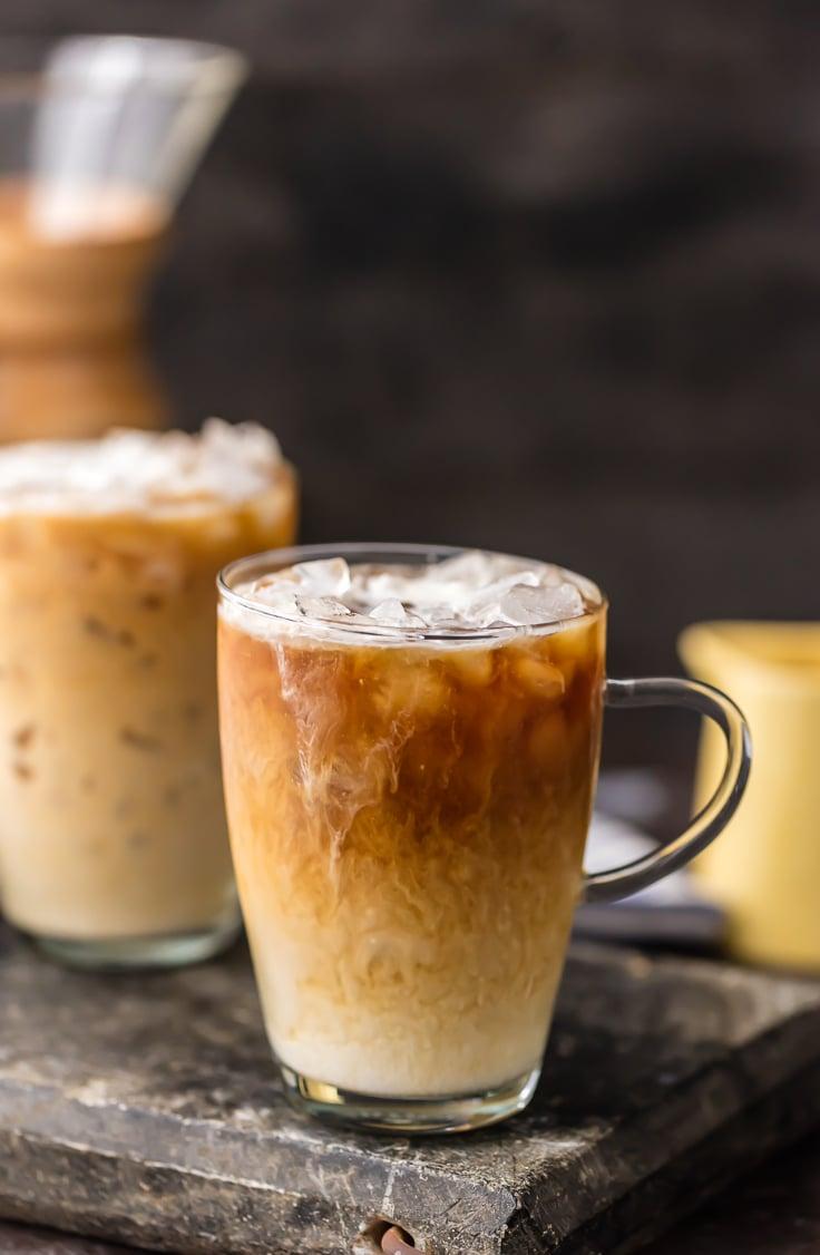 Thai Iced Coffee - The Cookie Rookie®