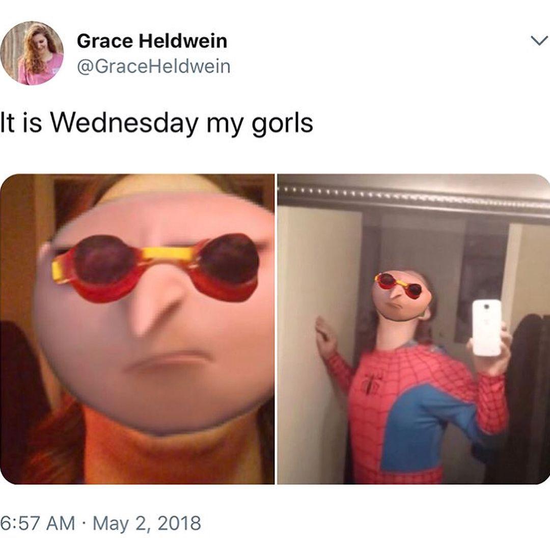 "New Funny Images kendra + lily on Instagram: ""THE LAST ONE (i have more get ready folks) #gorl #gorls #gorlsmeme #gorlsmemes //k follow @thecupidshuffle cause we're trying spam:…"" THE LAST ONE (i have more get ready folks) #gorl #gorls #gorlsmeme #gorlsmemes //k follow @thecupidshuffle cause we're trying spam:… 5"
