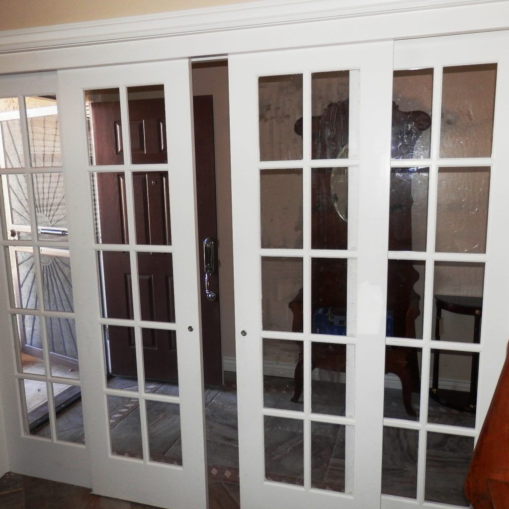 Extra Large Interior French Doors
