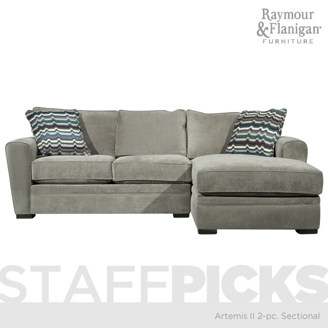 Artemis Ii 2 Pc Microfiber Sectional Sofa With Images
