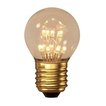 Calex LED E27 1W Kogel 8,3 cm Pearl Lichtbron | Pearls