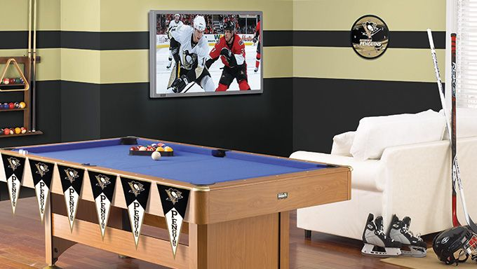 Glidden   Paint Colors Of Your Favorite NHL Hockey Team | Glidden.com