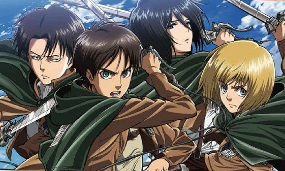 Anunciado Un Nuevo Juego De Ataque A Los Titanes Para 3ds Ramen Para Dos Kyojin Shingeky Ataque A Los Titanes