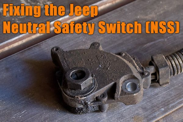 Repairing The Neutral Safety Switch Nss Module On A Jeep Cherokee Rhpinterest: 2000 Jeep Cherokee Neutral Safety Switch Location At Gmaili.net