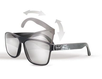 Gloryfy G15 BLM 1915 01 00 17 Sonnenbrille Brille Fassung Gestell Unzerbrechlich