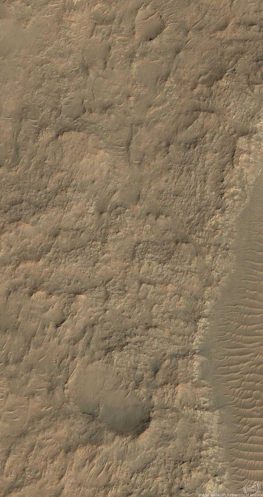 retina/parallaxready iPhone 6 wallpaper. Image NASA/JPL