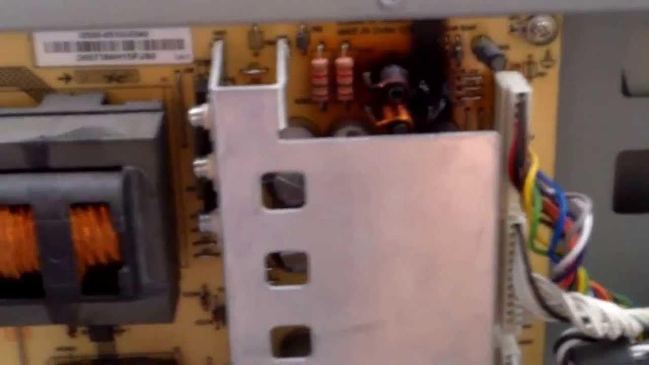 Vizio tv wiring diagram wire center how to fix vizio tv what causes no power fix tv pinterest rh pinterest com schematic for vizio vp322 vizio tv problems shutting off swarovskicordoba Gallery