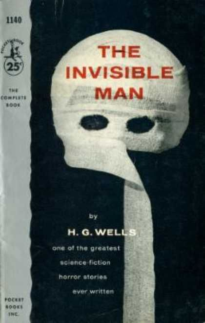 The Invisible Man H G Welles Having Published H G border=