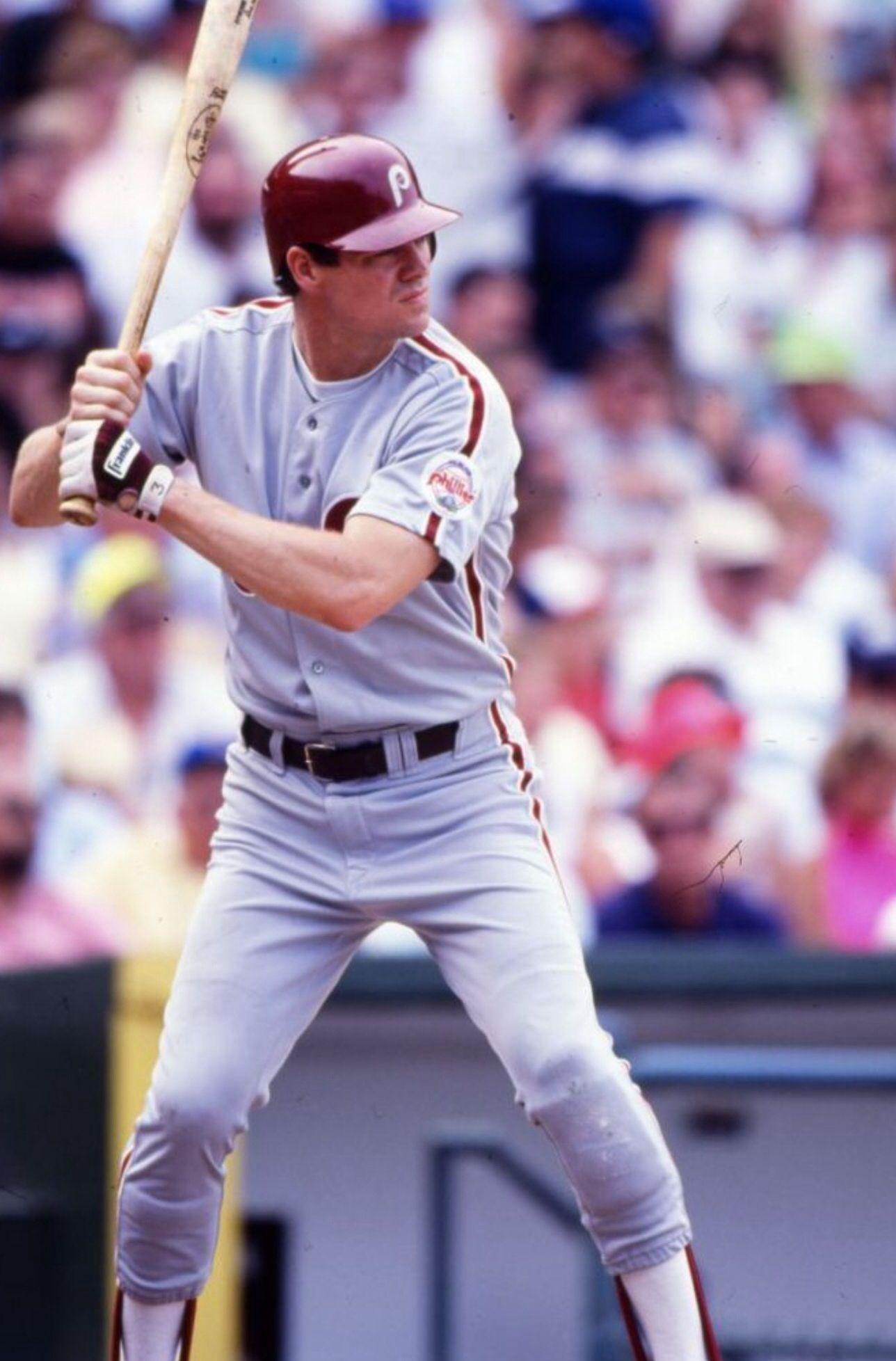 Dale Murphy Phillies Baseball Mlb Baseball Players Philadelphia Phillies Baseball
