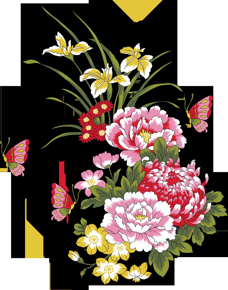Цветы иллюстрации картинки