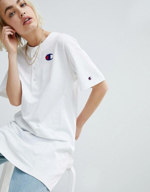performance sportswear discount fresh styles Champion Baseball T-Shirt | comfy clothes | T shirt ...