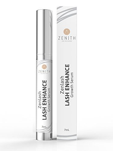 64617afb7d3 ZENLASH Eyelash growth serum eyelash growth products best eyelash growth  serum longer stronger thicker eyelashes for