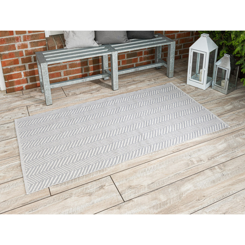 Outdoor Matte Harry 92x172 Cool Grey Pad Concept Kaufen Outdoor Teppich Outdoor Teppich