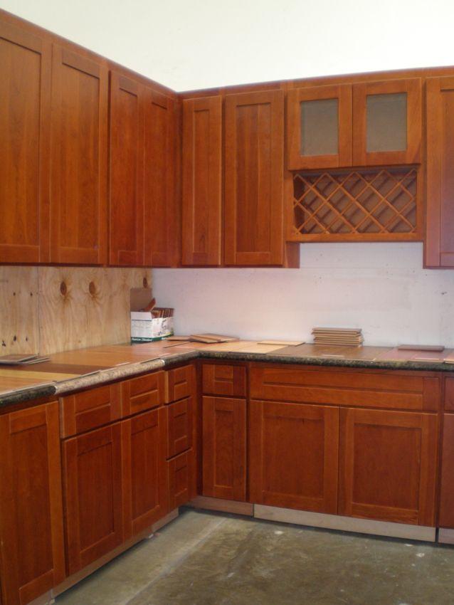 Premade Shaker Cabinets Shaker Cabinets Cabinet Kitchen