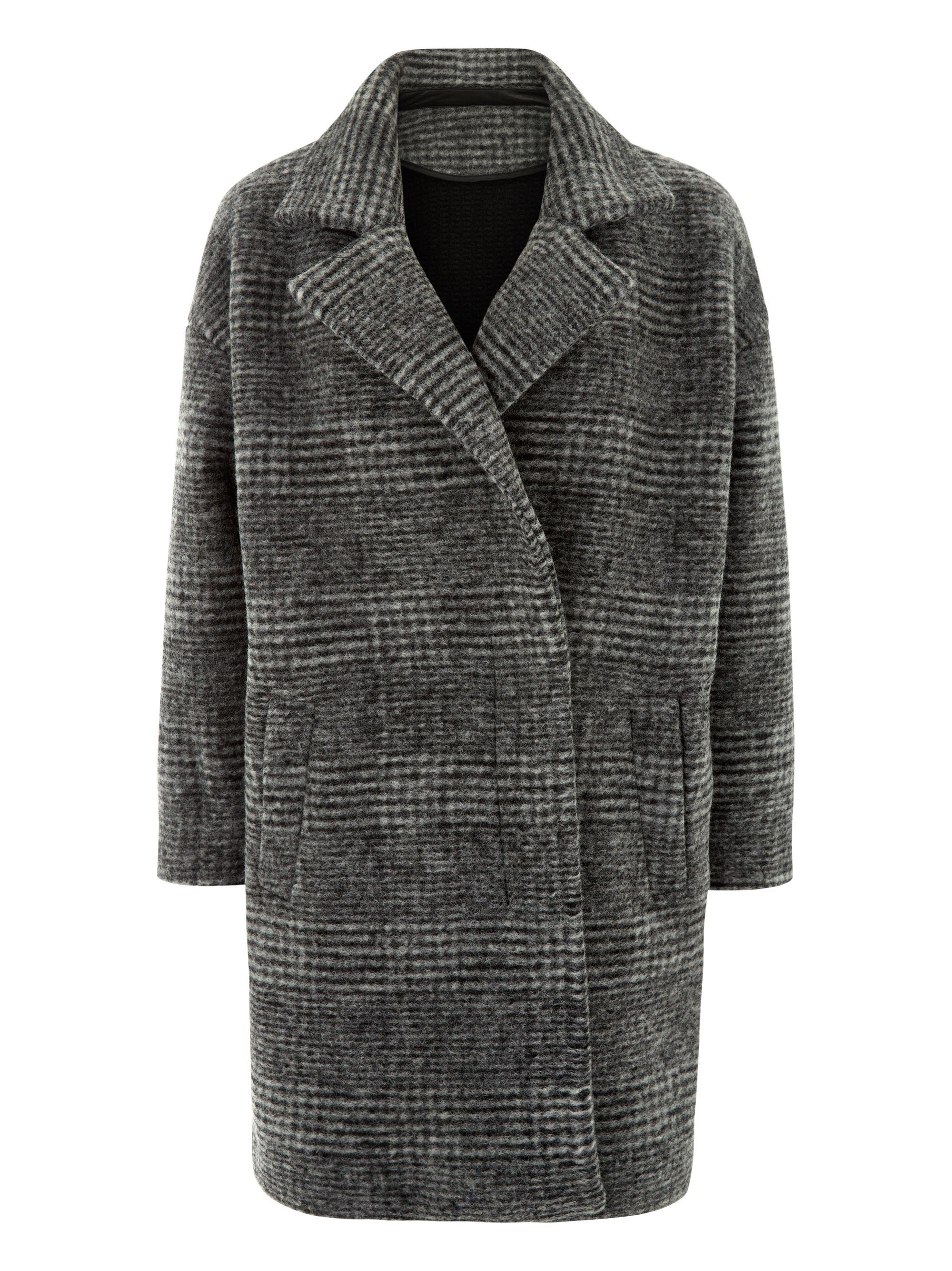 Furlan Black Wool Coat Muubaa AW15   Muubaa A/W 15 Collection