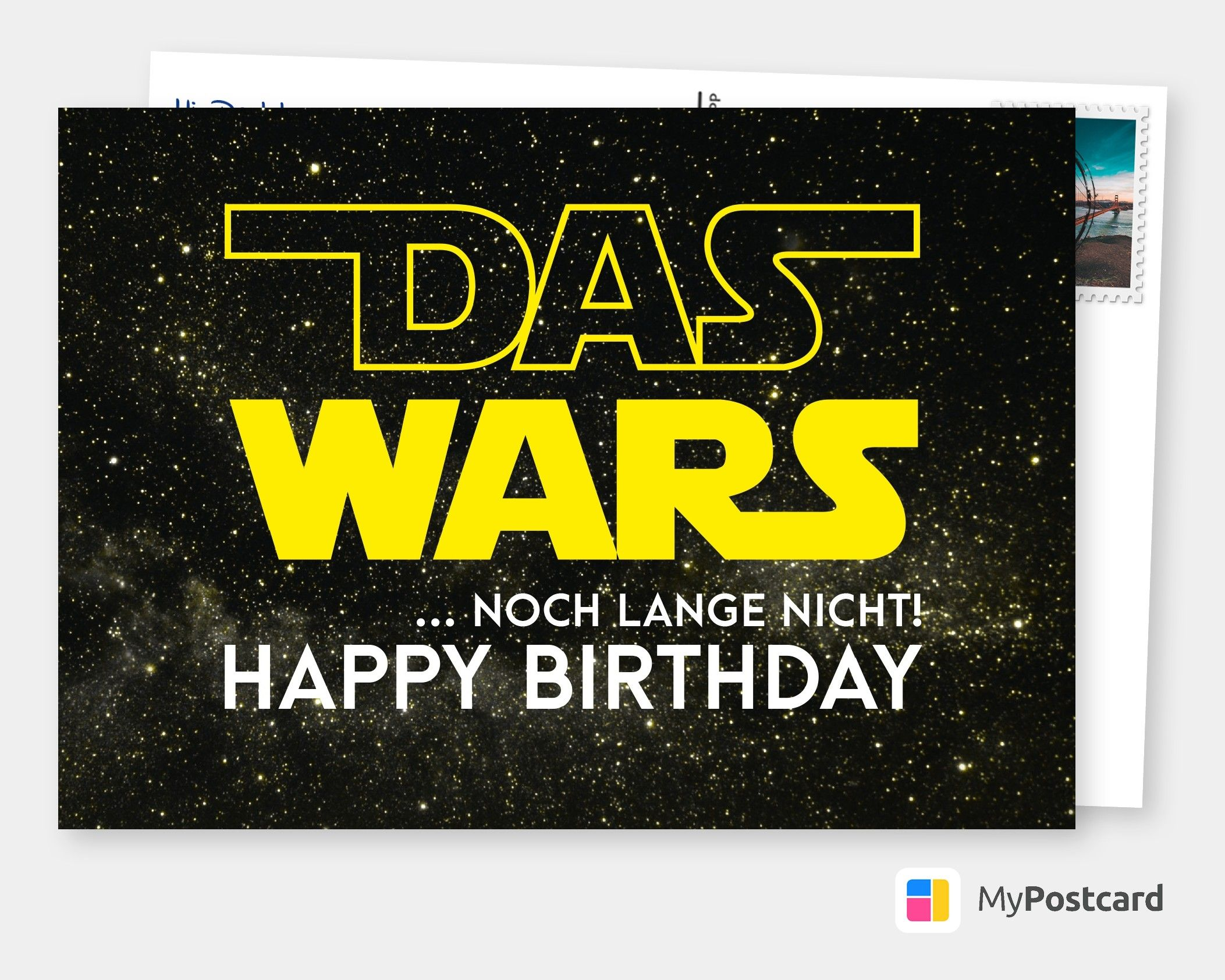Geburtstag Gratulieren - Geburtstagskarte / Karte zum Geburtstag / Geburtstagsgrüße / Geburtstag