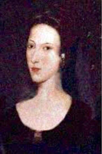 Anne Boleyn???