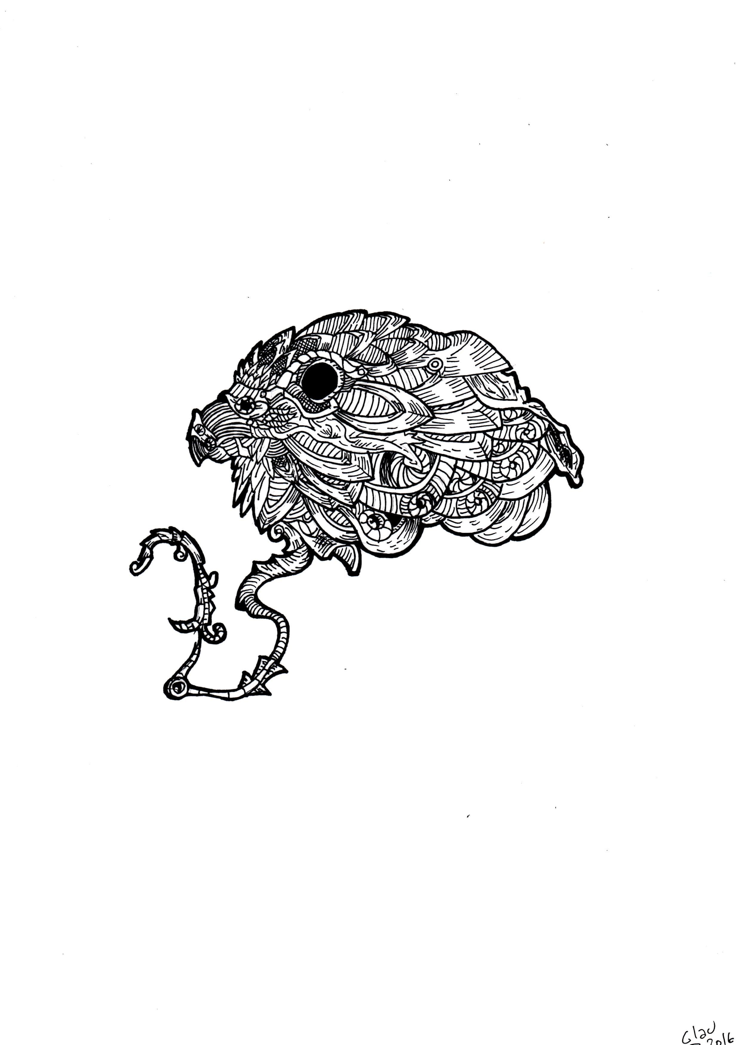 Falcão - By Glad 2016