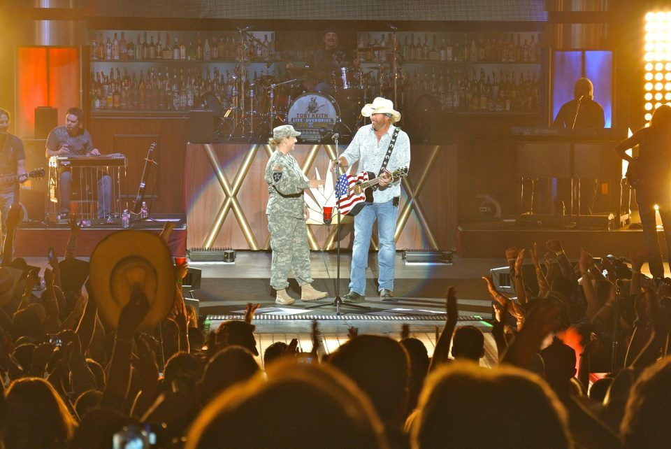 Toby Keith Live In Overdrive Tour