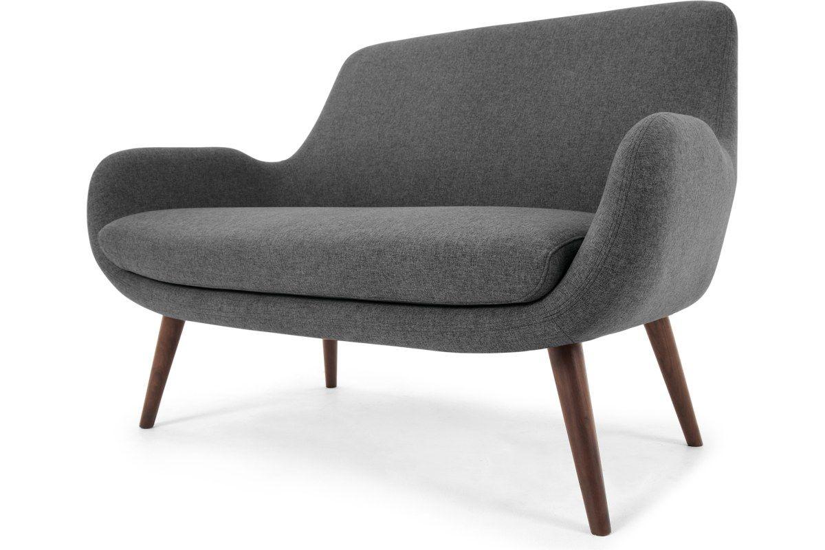 Moby 2 Sitzer Sofa Marlgrau Made Com Mit Bildern Sessel Einzelsessel Sessel Klassiker