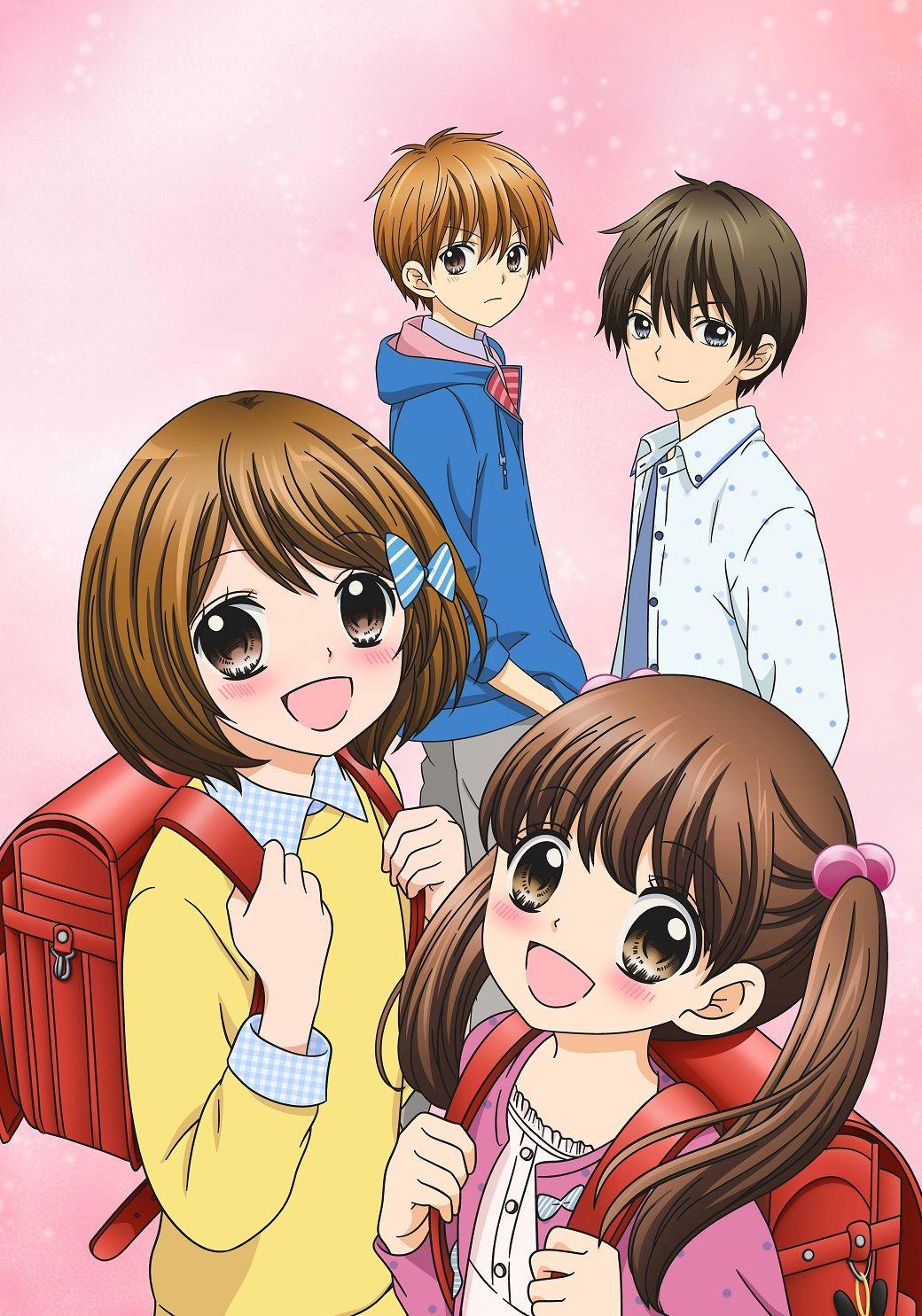 Chicchana Mune No Tokimeki Genres Romance School Shoujo