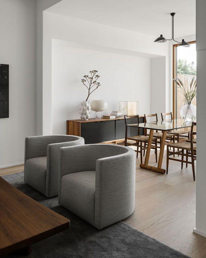 Residential Interior Design: Beautiful Interior Inspiration From Elegant Residential