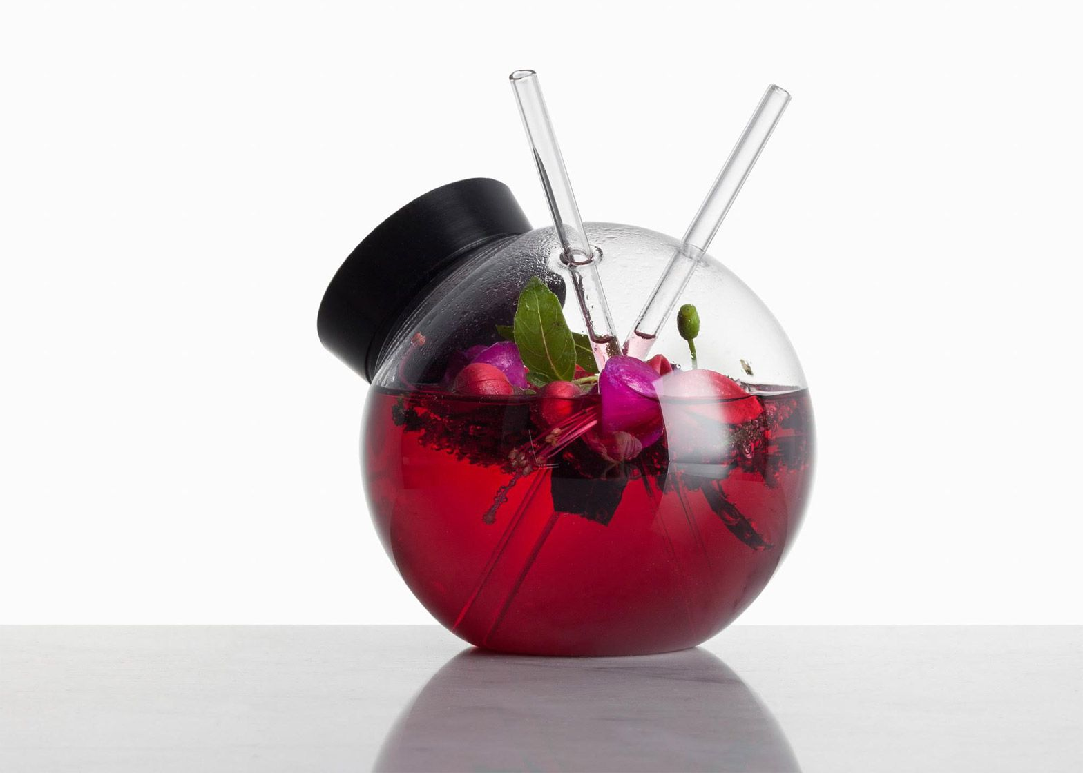 Martin Jakobsen Designs Spherical Quido Cocktail Glass Cocktail Glass Wine Glass Designs Handblown Glassware