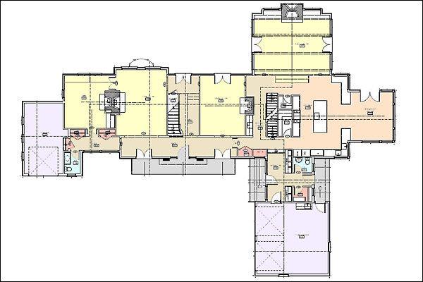 modern farmhouse floor plan house plans pinterest modern farmhouse modern and farmhouse design