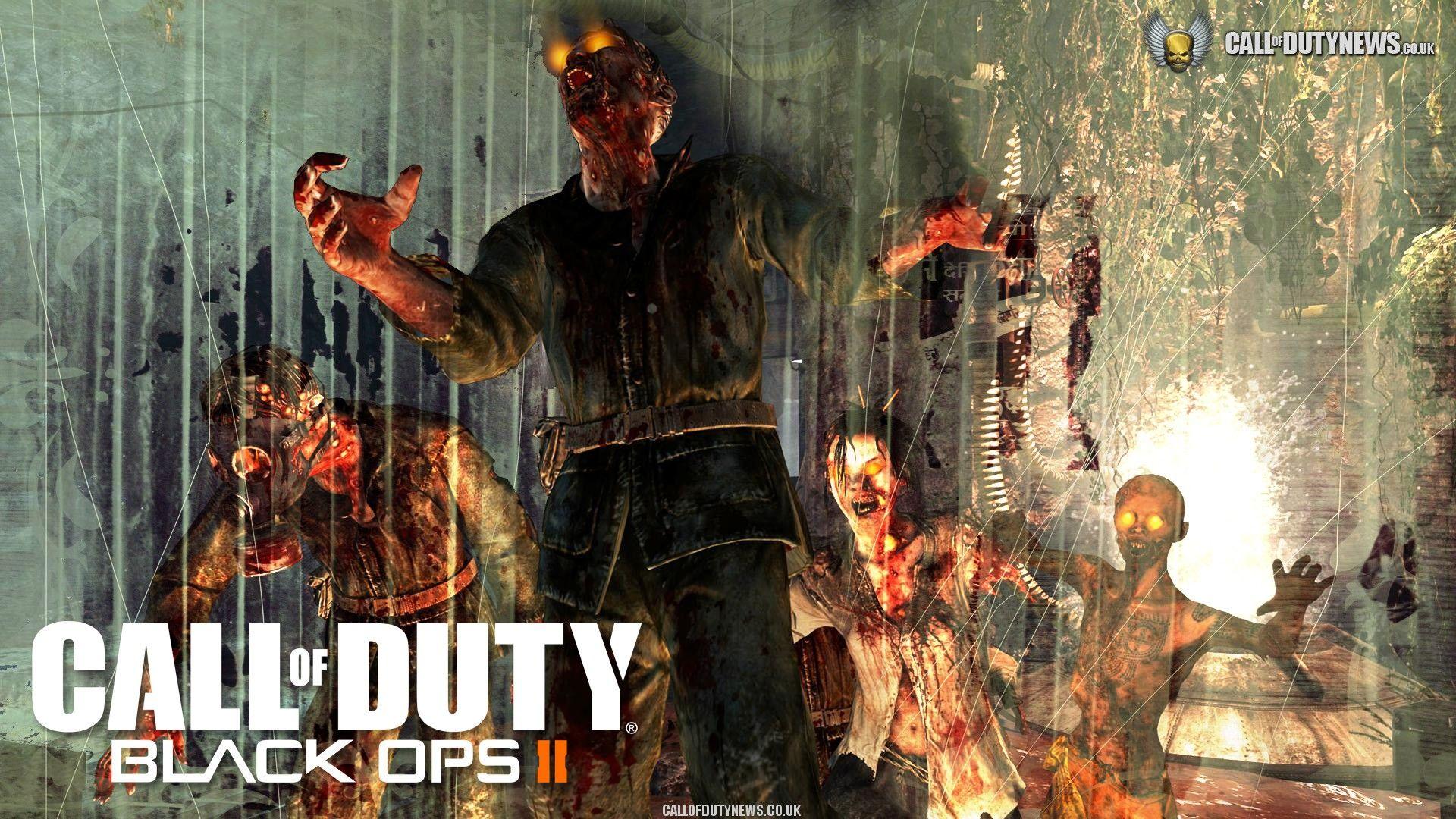 Cod zombies скачать торрент