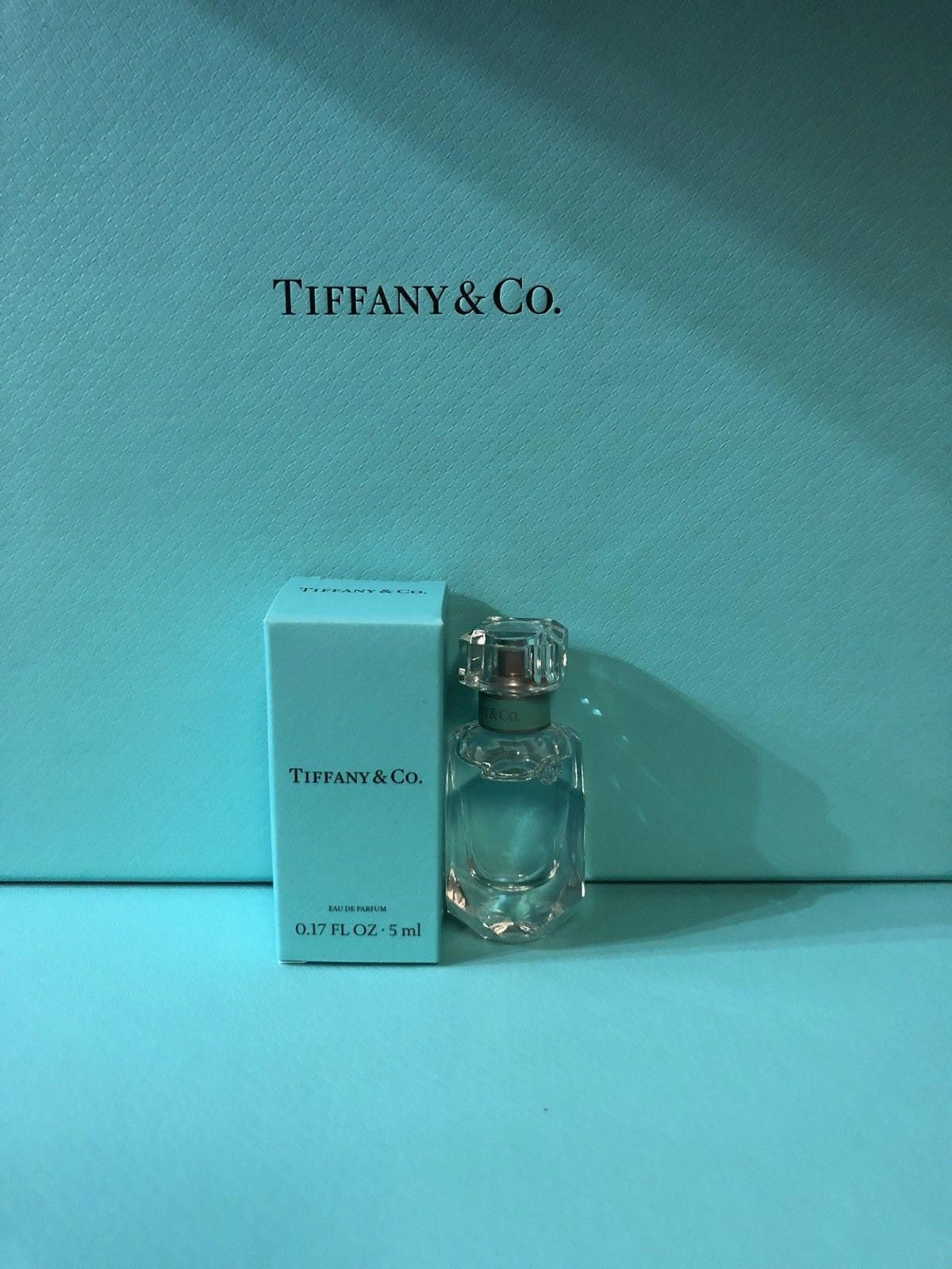 1200 Tiffany Co Eau De Parfum Mini Perfume 17 Fl Oz5 Ml