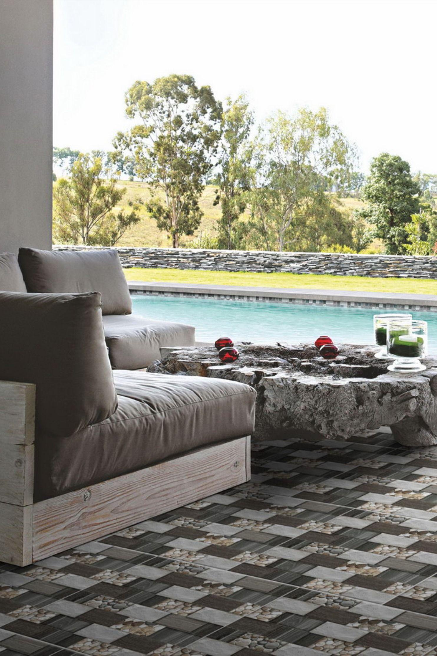 Sicily 50x50 Cm Di 2021 Desainer Interior Ubin Lantai Interior Motif keramik lantai garasi