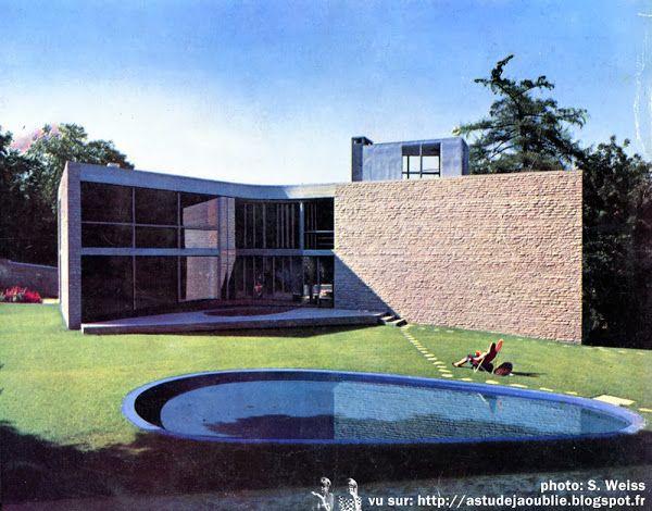 Meudon Bellevue - Maison   Atelier du0027André Bloc Conception et