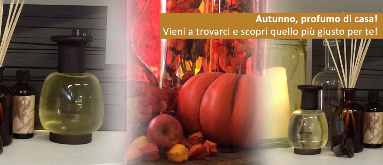 Colori e profumi d'#autunno!