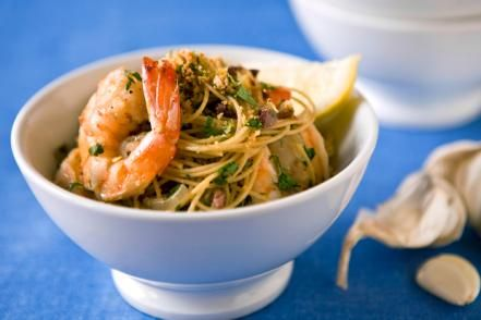 Our best shrimp scampi recipes food network healthy recipes our best shrimp scampi recipes food network pasta dinner forumfinder Images