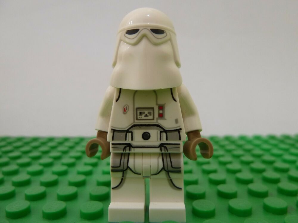 Lego Star Wars Snowtrooper Minifigure 2019