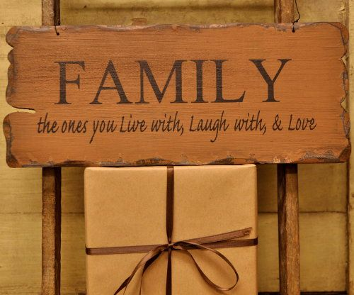 family wood plank hanging sign family signhanging family signsigns sayings - Wooden Signs With Sayings