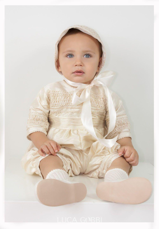imagenes de trajes de bautizo para nios