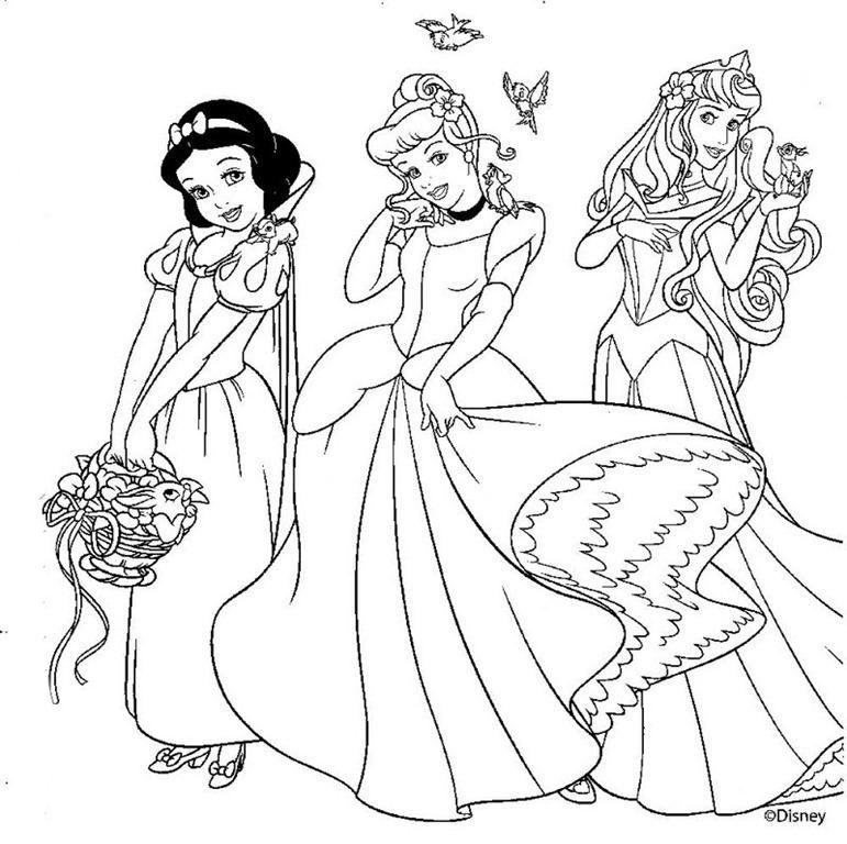 Desenhos Da Demi Colouring Pages Con Imagenes Princesa Para