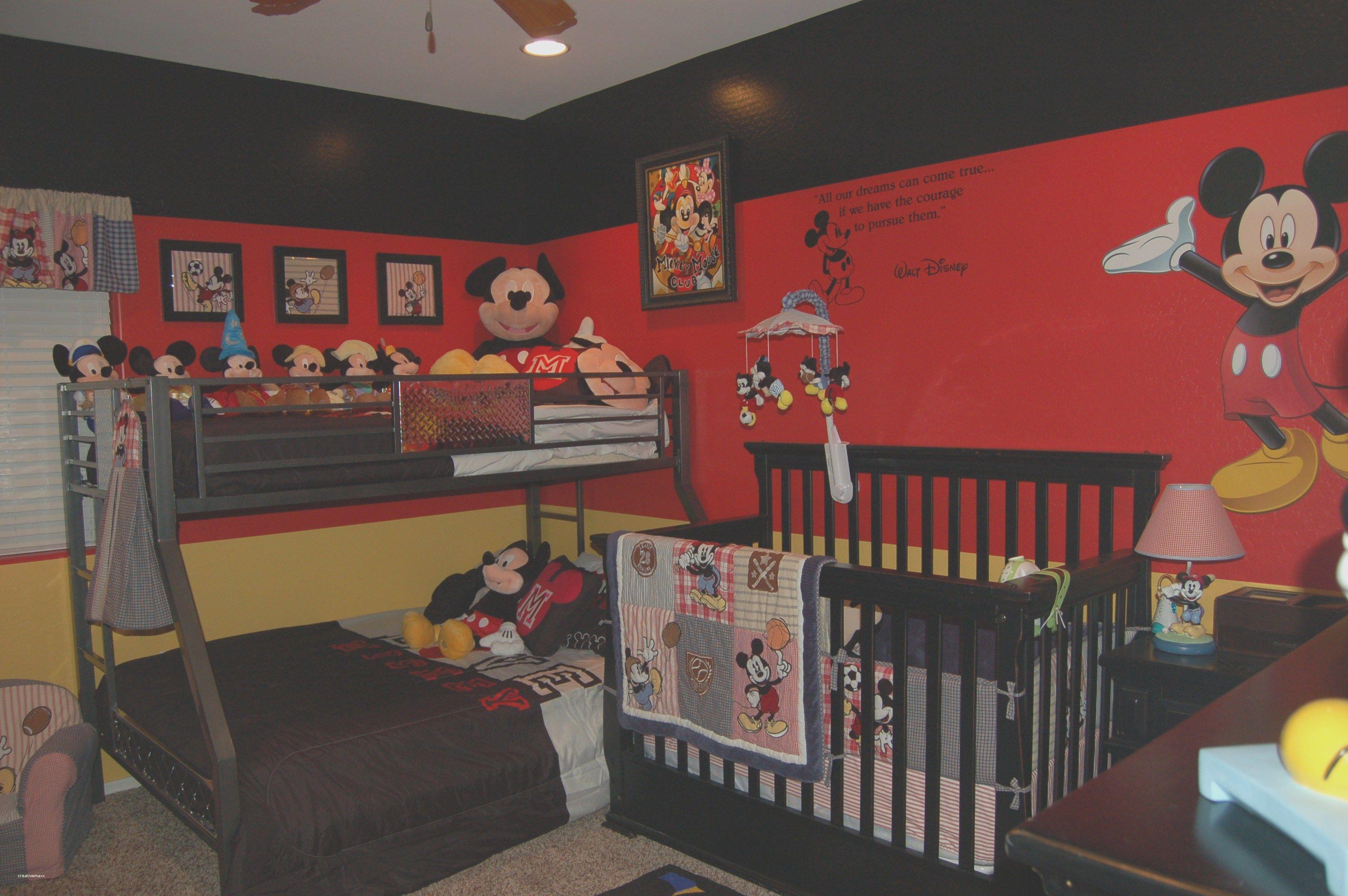 Cuarto De Mickey Mouse Para Bebe