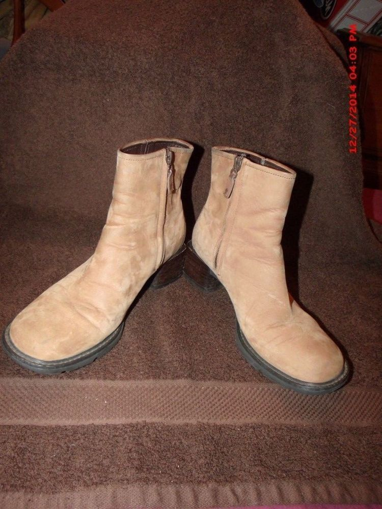 Ankle Boots 6.5