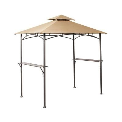 Grill Gazebo, L-GG019PST at The Home Depot - Tablet | Party ideas ...