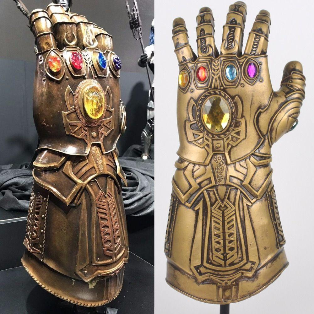 Site Offline Thanos Infinity Gauntlet Halloween Party Props Avengers