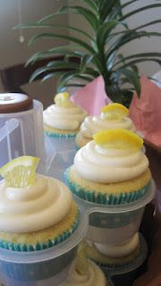 Search no more this is the best lemon cupcake EVER!!!