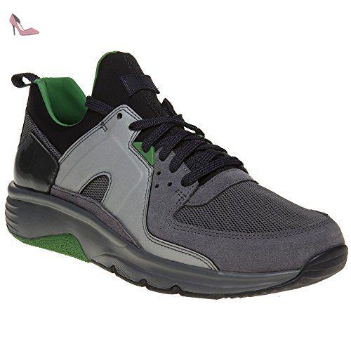 Gris Homme Baskets Drift Camper Mode Chaussures partner qZU4xwPf