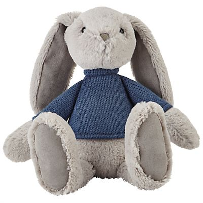 John lewis bunny in a jumper soft toy easter toys pinterest buy john lewis bunny in a jumper soft toy from our soft toys range at john lewis negle Image collections