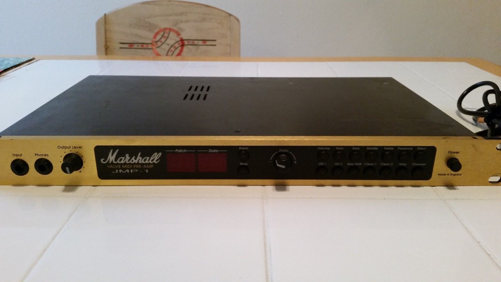 Marshall JMP-1 Valve Preamp | Common Shopping | Marshall jmp